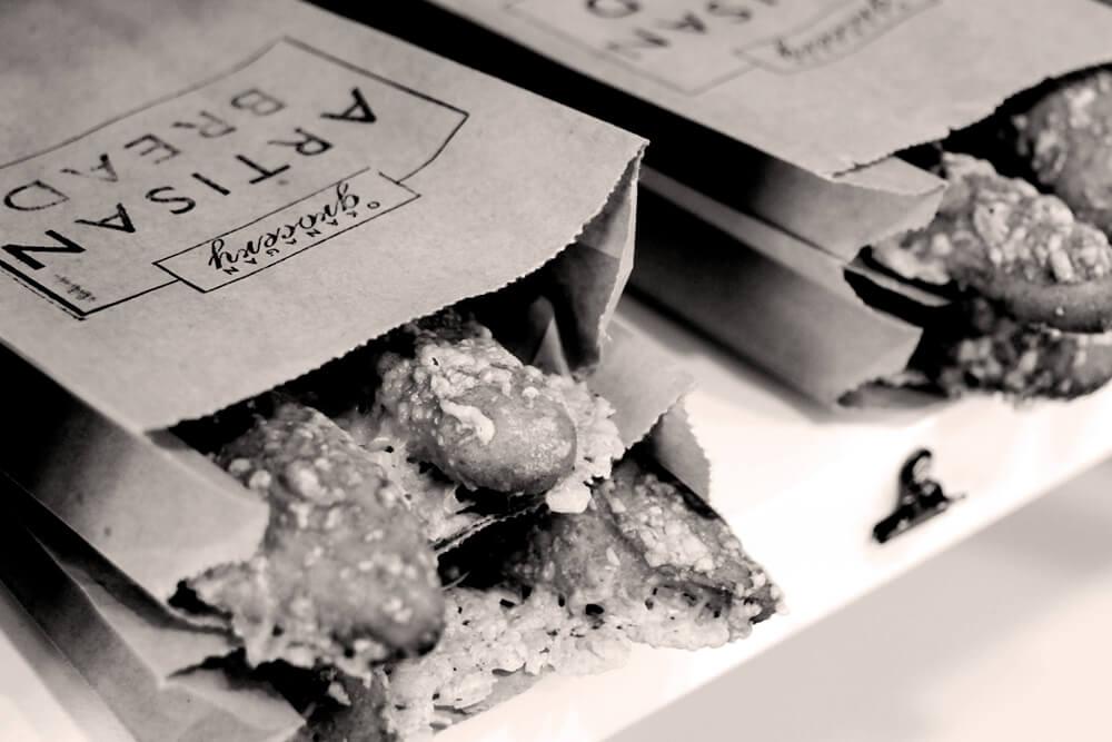Gouda Breadsticks